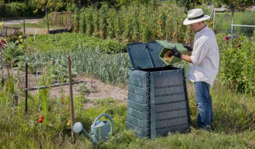 composter ses déchets dans un bac composteur